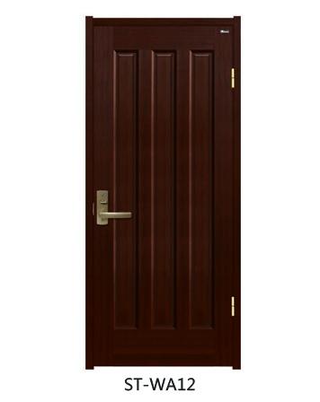 大连实木复合门设计